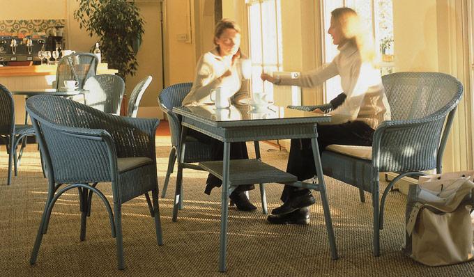 Wychwood supply furniture for restaurant
