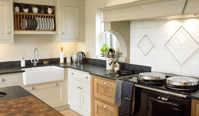 Home interiors showroom bespoke kitchen cabinets kitchen for British traditions kitchen cabinets