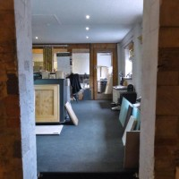Wychwood English Interiors showroom