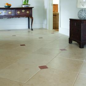 Ca Pietra Fontaine Tumbled tiles