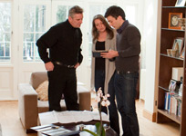 Home visits by Wychwood English Interiors