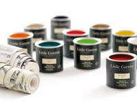 Little Greene samples service from Wychwood English Interiors