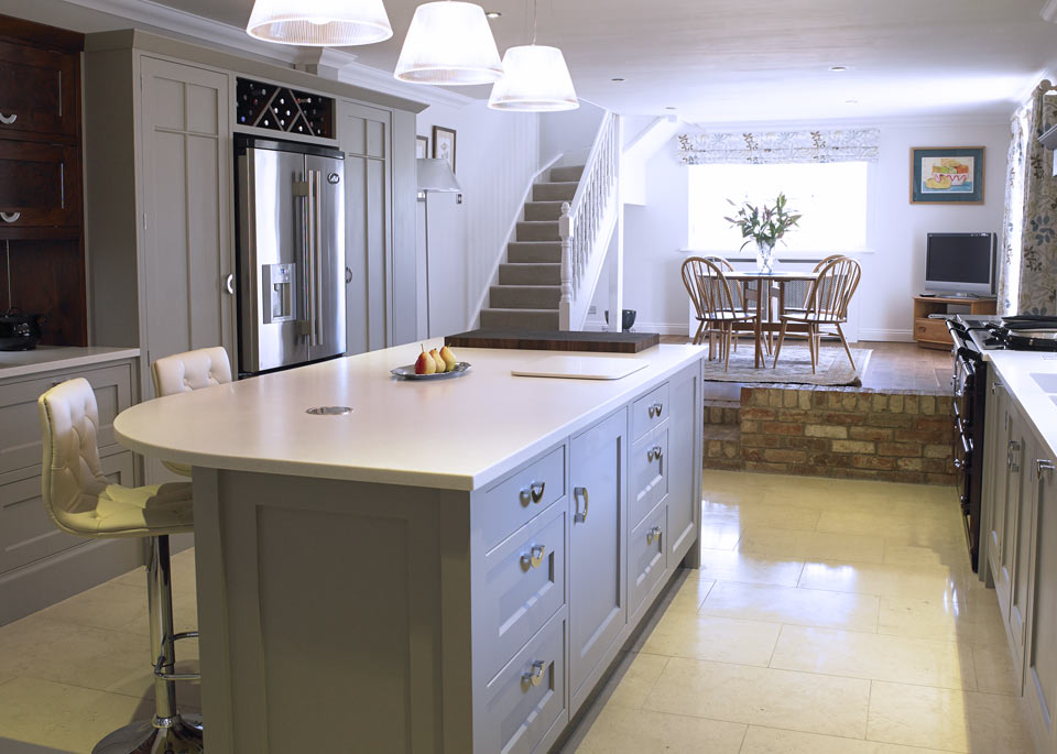 Custom kitchens by Wychwood Cabinet Makers