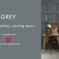 Little Greene grey paint collection 2013